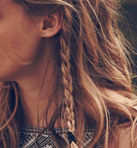 10 coiffures de festivals