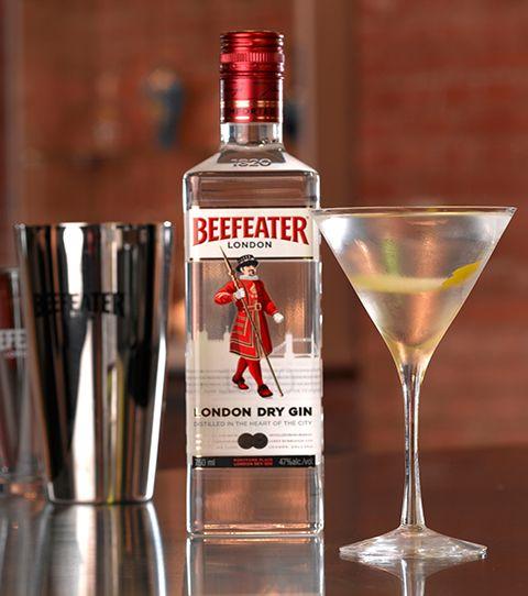 Du Beefeater : parfait pour un cocktail d'été