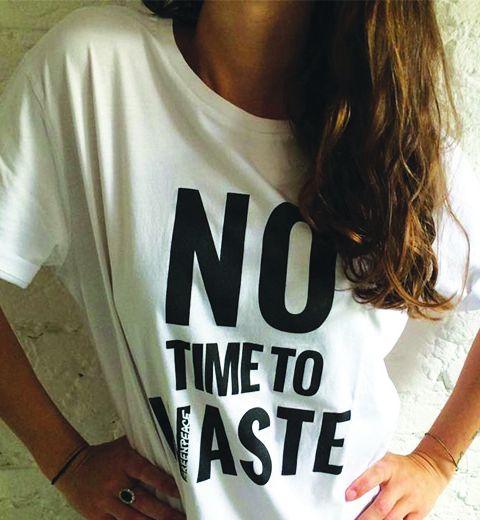 Greenpeace lance sa collection de t-shirts
