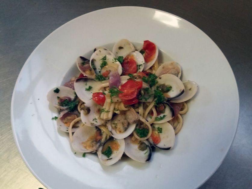 Italia in Tavola restaurant sans gluten bruxelles