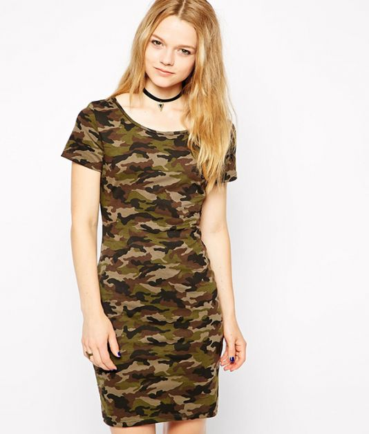 robe camouflage