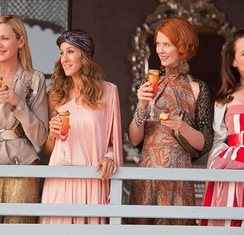 Les 10 cocktails préférés des filles du ELLE