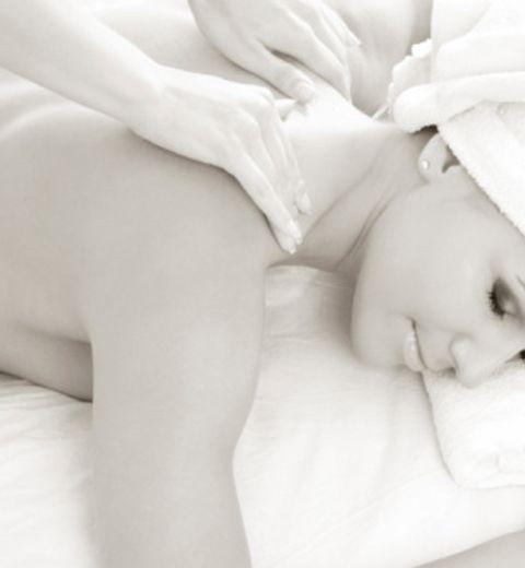 Un massage inédit qui met tous les sens en éveil