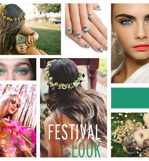 TUTORIAL : Le look festival de Liège