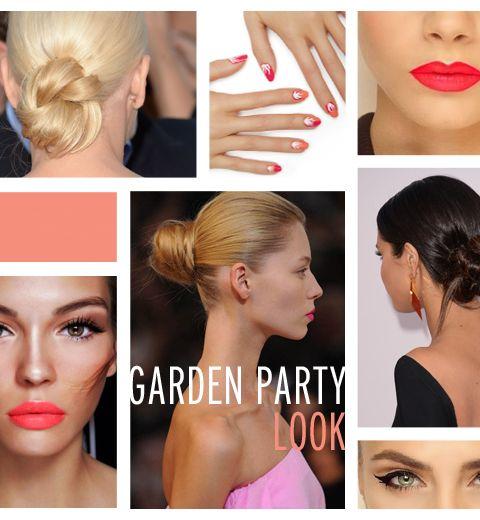 TUTORIAL : Le Garden Party Look de Gand