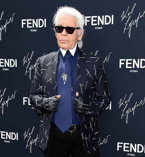 Karl Lagerfeld X Fendi : une histoire d'amour de 50 ans !