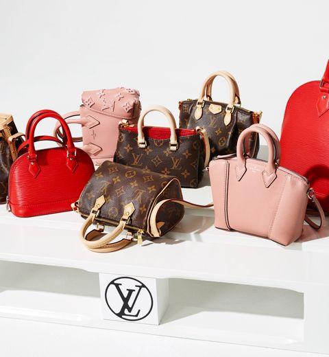 La collection Nano de Louis Vuitton