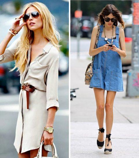 Grandes chaleurs: comment s'habiller quand on se liquéfie ?