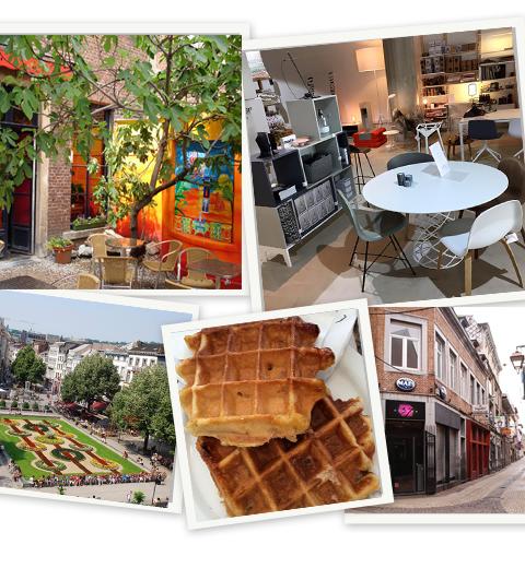Liège: nos 5 spots favoris