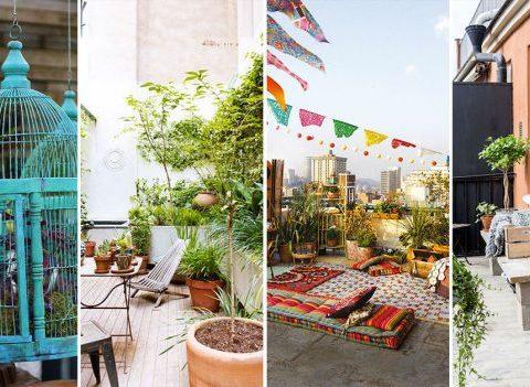 20 idées déco pour profiter de son balcon