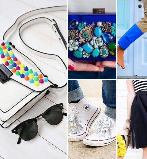 10 DIY mode à piquer aux blogueuses