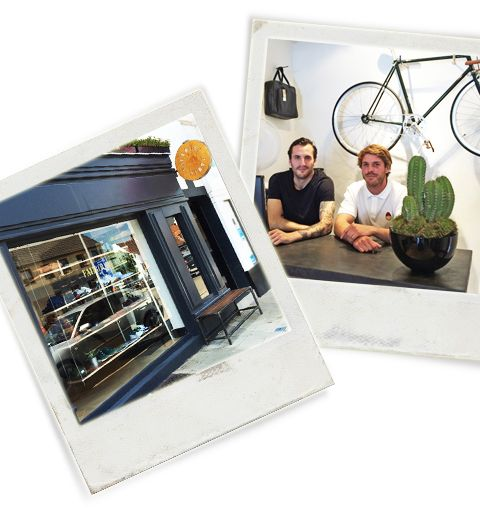 Faubourg Store: nouvelle boutique pour homme à Waterloo