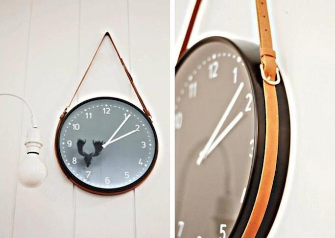 ikea-belt-clock-diy