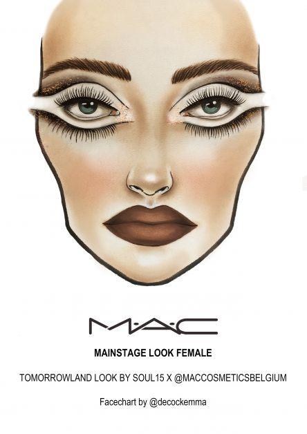Mainstage female look