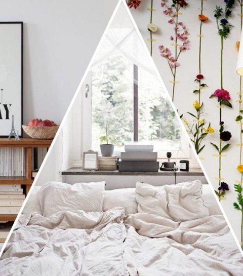 d co 10 id es pour une chambre romantique. Black Bedroom Furniture Sets. Home Design Ideas