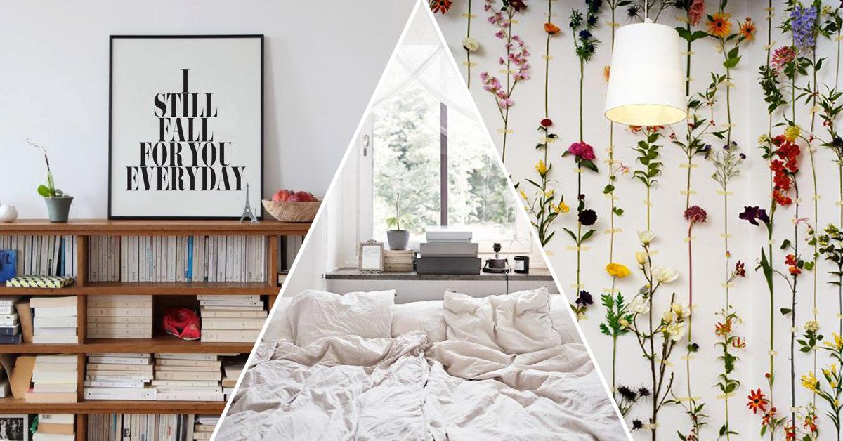Déco 10 Idées Pour Une Chambre Romantique Elle
