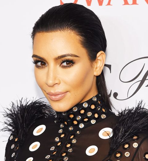 Le make-up de Kim Kardashian: 50 étapes et plus de 1500 €