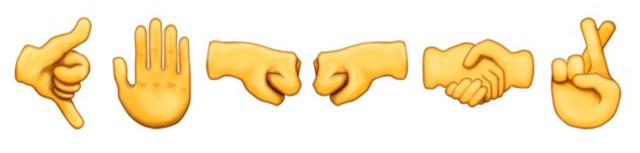Les 38 nouveaux emojis qui vont révolutionner vos messages - 6