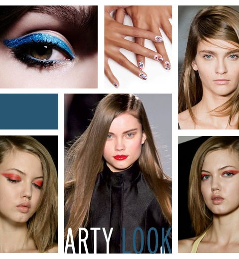 TUTORIAL: le Arty Look de Mons