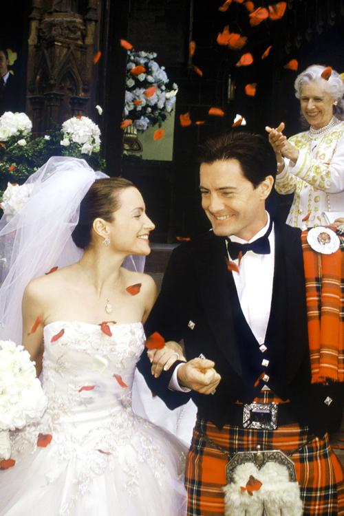 Le mariage de Charlotte York