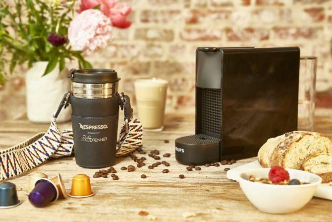 Nespresso x Clio Goldbrenner : ou comment boire son café avec style ! - 1