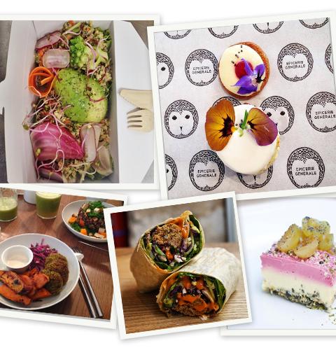 8 cantines où manger healthy à Paris