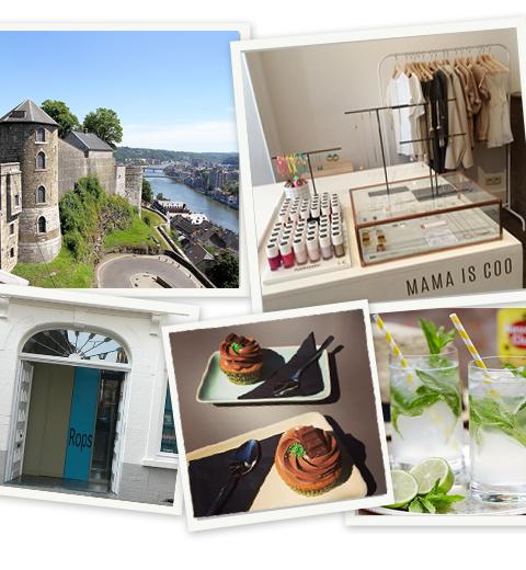 Namur : Nos 5 adresses incontournables
