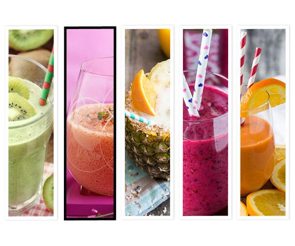 10 recettes de smoothies anti cellulite - Comment faire des smoothies ...
