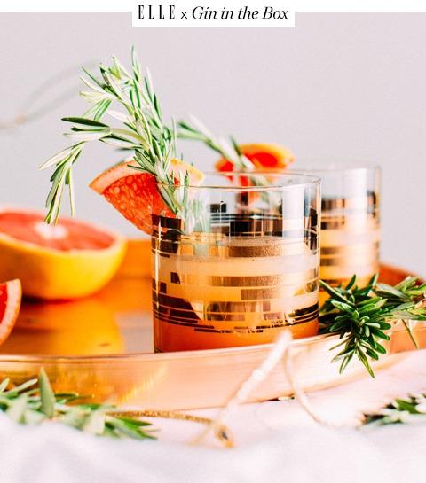 Gin in the box: le cadeau parfait pour les fans de gin
