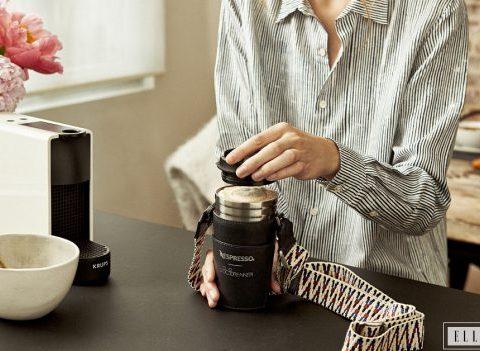 Nespresso x Clio Goldbrenner : ou comment boire son café avec style !