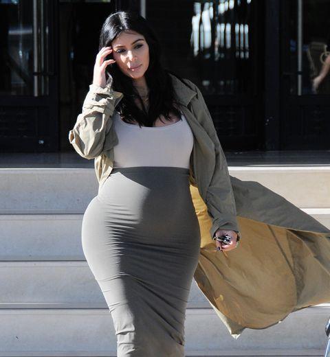 Kim Kardashian pose nue (encore une fois)