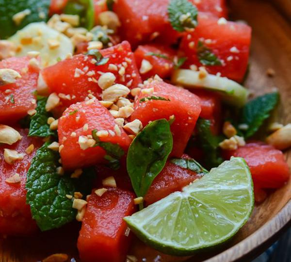 10 idées de recettes avec une pastèque - 2