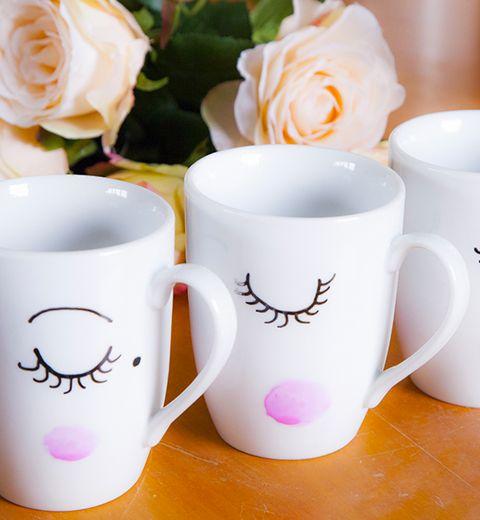 Le DIY du mercredi: la tasse bonne nuit