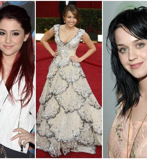 Les 10 plus grandes transformations de stars