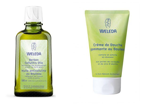 produit anticellulite Weleda