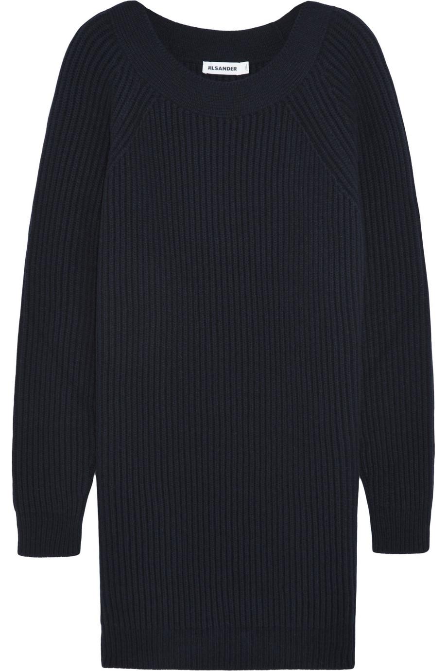 En laine, Jil Sander, 950€ sur Net-a-porter.com