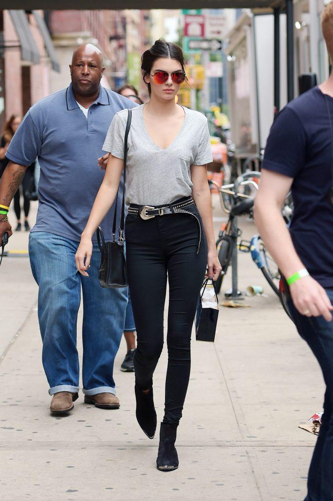 BuzzFoto Celebrity Sightings In New York - June 18, 2015