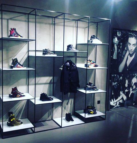 Hogan ouvre une nouvelle boutique à Anvers