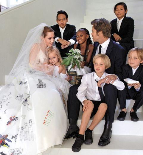 Brad Pitt et Angelina Jolie: un membre de plus dans la famille