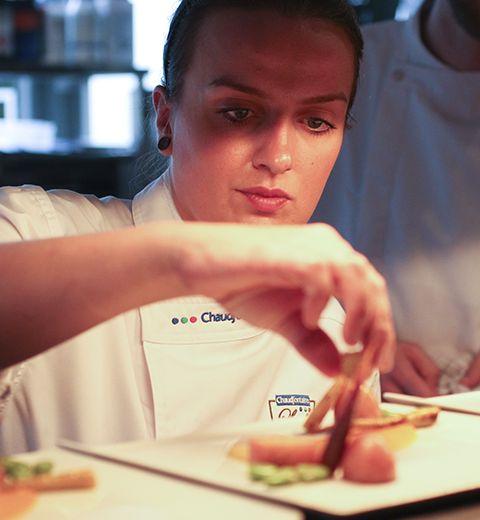 4 recettes de la Lady Chef of the Year