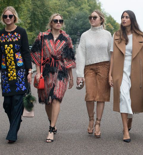 Les plus beaux looks de la fashion week de Londres