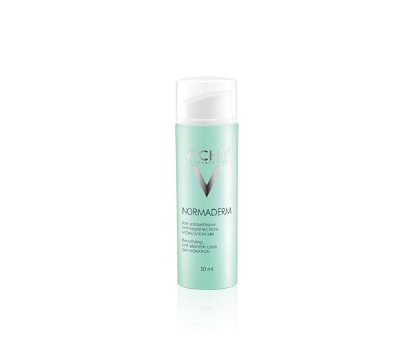 Le Soin embelisseur anti-imperfection hydratations 24h de Vichy