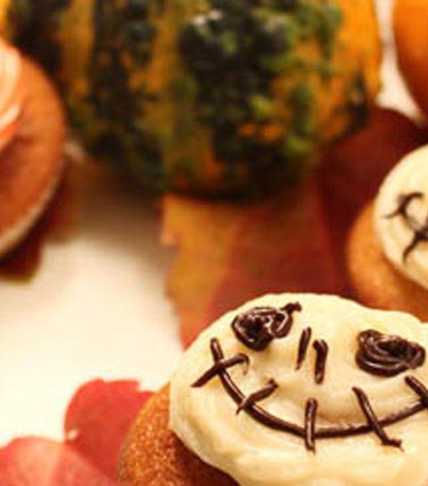 Halloween: la recette des cupcakes de l'horreur