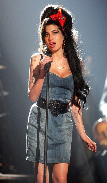 Amy Winehouse halloween