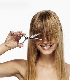 6 coiffures pour masquer sa frange