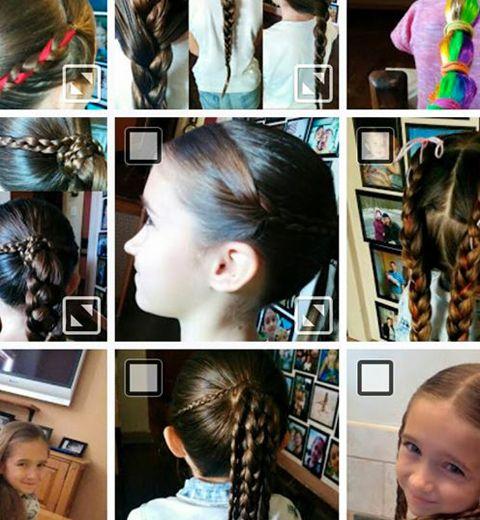 Trop mignon: des papas célibataires apprennent à coiffer leur fille