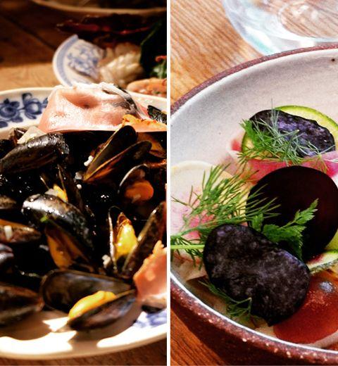 Food: Deux nouveaux spots bruxellois à tester