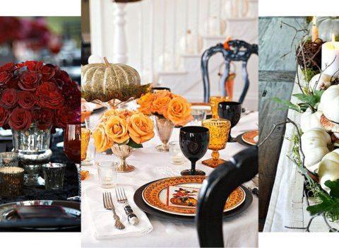 15 tables d'Halloween (vraiment chic)