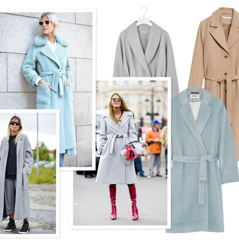 Comment porter le manteau peignoir ?