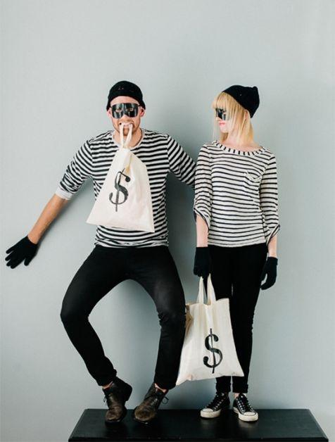 déguisement voleurs